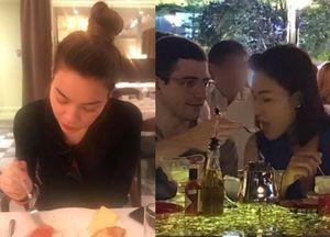 Vbiz 21/08: Lộ diện 'tình mới' của Hoàng Oanh, Kim Lý công khai thừa nhận hẹn hò với Hà Hồ?