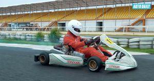 Khám phá môn đua xe thể thao Go-Kart tại Việt Nam