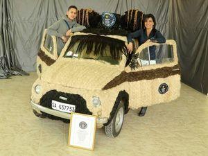 Những kỷ lục Guinness về xe hơi 'lạ kỳ' nhất