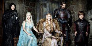 10 cảnh nóng đáng nhớ nhất trong loạt phim 18+ 'Game of Thrones'