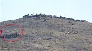Quân đội Syria xung trận cùng Hezbollah tấn công ác liệt IS (video)