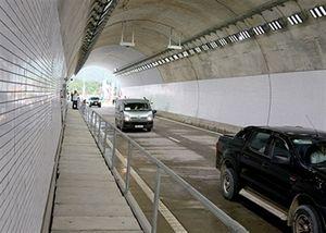 Thông xe hầm Đèo Cả, thời gian qua đèo chỉ còn 10 phút