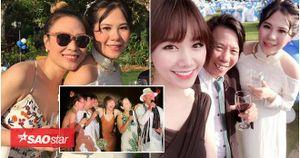 Mỹ Tâm hát 'Ước gì' phiên bản 'lầy', rủ Phương Thanh - Hari Won quẩy tưng bừng