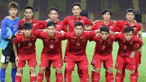Công Phượng ghi tuyệt phẩm, U22 Việt Nam thắng '4 sao'