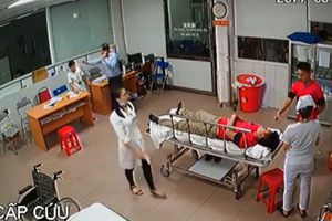 Chủ tịch phường tường trình liên quan vụ đánh bác sỹ