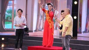 Việt Hương, Trường Giang 'đá xéo' hợp đồng tình ái của hoa hậu