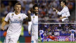 Chấm điểm Deportivo 0-3 Real: Bale ngả mũ trước 'người nhện' Navas