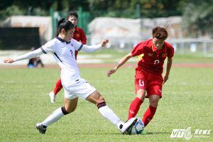 Hòa Thái Lan, tuyển nữ Việt Nam tràn trề hi vọng vô địch SEA Games