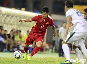 Video kết quả U22 Việt Nam vs U22 Indonesia