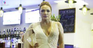 Tuổi 48, danh ca Thanh Hà vẫn tự tin phô diễn ngực đầy tại sự kiện