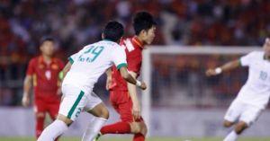 Video, Kết quả bóng đá U22 Việt Nam - U22 Indonesia: 'Làn sóng đỏ' áp đảo