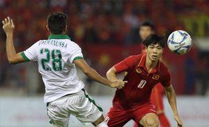 U22 Việt Nam bị Indonesia chia điểm đáng tiếc