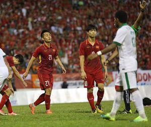 Clip U22 Việt Nam bị từ chối một quả phạt đền rõ ràng