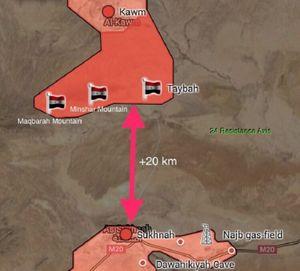 Không quân Nga dội lửa, 'Hổ Syria' đánh chiếm 2 cứ địa IS ở Homs