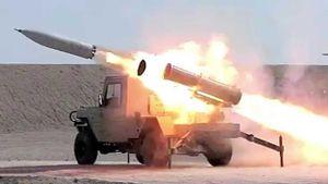 Quân đội Syria nã tên lửa dữ dội vào phiến quân ven Damascus