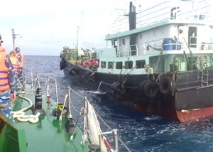 Thủ đoạn của tội phạm buôn lậu xăng dầu trên biển