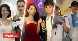 Lý Phương Châu công khai xuất hiện cùng Hiến Sến tại buổi ra mắt phim của Ngô Kiến Huy và Nhã Phương
