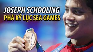 Phá kỷ lục SEA Games, Joseph Schooling vẫn khiêm tốn