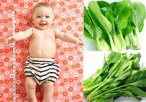 5 loại rau xanh cực giàu canxi, mẹ cho con ăn đều đặn sẽ giúp trẻ tăng chiều cao vượt trội