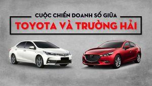 Toyota lấy lại vị trí dẫn đầu từ Trường Hải