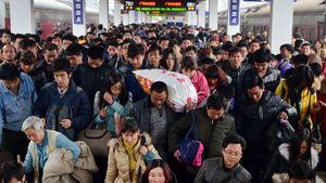 Chuyên gia ước tính dân số Trung Quốc ít hơn 100 triệu người