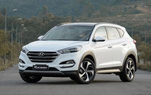 Hyundai Tucson 2017 giá từ 815 triệu - quyết đấu Mazda CX-5 ở VN