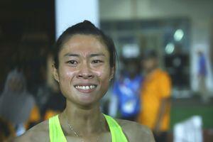 Lê Tú Chinh: 'Ba ơi, con giành được HCV vàng rồi'