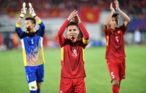 'Quang Hải không có đủ thời gian chơi bóng trước Indonesia'