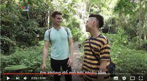Học tiếng Anh trong rừng quốc gia Cát Bà