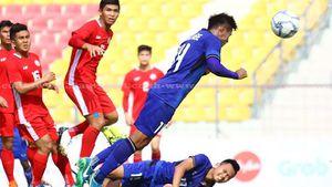 U22 Thái Lan lên ngôi đầu, chờ U22 Việt Nam và U22 Indonesia quyết đấu