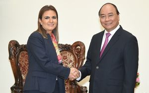 Thủ tướng tiếp Bộ trưởng Bộ Đầu tư và Hợp tác Quốc tế Ai Cập