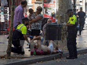 4 nghi phạm tấn công tại Tây Ban Nha bị đưa ra tòa