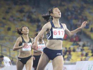 Nữ hoàng tốc độ Tú Chinh sợ không dám mở facebook
