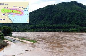 Quảng Ninh phát công điện khẩn phòng chống bão số 6