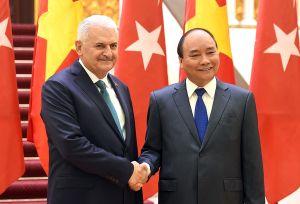 Việt Nam - Thổ Nhĩ Kỳ thúc đẩy thương mại, đầu tư
