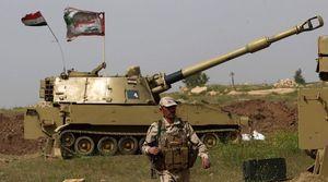 IS tuyệt vọng trong gọng kìm 40.000 lính Iraq