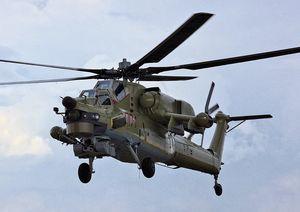Trực thăng huấn luyện nhưng mang tên lửa chống tăng của Nga sẵn sàng thử lửa ở Syria