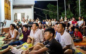 Người hâm mộ Nghệ An tiếc nuối vì Công Phương không ghi được bàn thắng