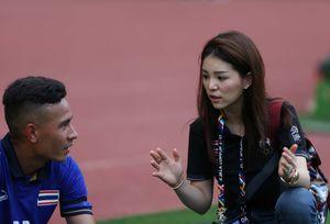 Nữ trưởng đoàn Thái Lan: 'Chúng tôi đủ sức thắng U22 Việt Nam'