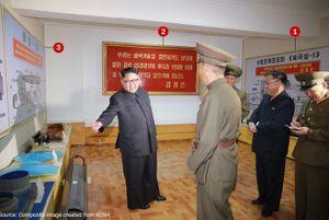Triều Tiên vô tình tiết lộ tên lửa đạn đạo mới