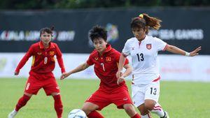 Tuyển nữ Việt Nam nắm quyền tự quyết HCV SEA Games 29