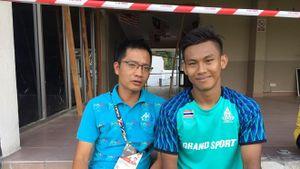 Tiền đạo Chenrop Samphaodi: 'Tôi biết cả đội U22 Việt Nam'