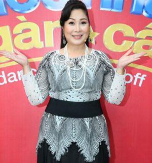 NSND Hồng Vân: 'Bước nhảy ngàn cân nhắc tôi phải giảm cân'