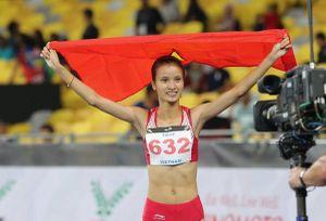 Vũ Thị Ly: Từ sân bóng chuyền đến HCV điền kinh SEA Games