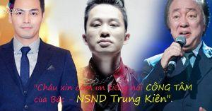 """Được Phan Anh bênh vực, Tùng Dương mượn lời NSND Trung Kiên để """"phán pháo"""""""