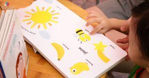 """Trang sách chuyển động: """"Chiêu"""" mới giúp kích thích trí thông minh của trẻ từ 0-6"""