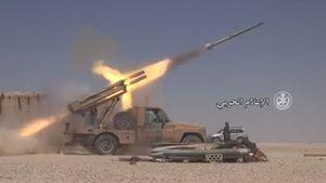 Quân đội Syria bất ngờ tấn công về chảo lửa Deir Ezzor (video)