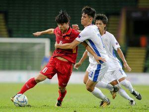 U.22 Việt Nam chủ động suất vào bán kết SEA Games 29