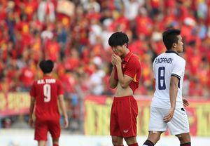 U.22 Việt Nam lại lỡ giấc mơ vàng SEA Games