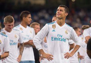 Ronaldo kiến tạo và ghi bàn, Real thắng ngược Fiorentina